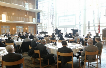 Business Event at Aarhus Municiaplity 23rd Feb. 2017