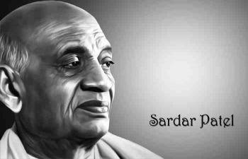 Celebration of birth anniversary of Sardar Vallabhbhai Patel and quotes related to Sardar Vallabhbhai Patel