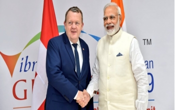 Visit of Prime Minister of Denmark to India to attend Vibrant Gujarat Summit 2019 (January 17-19, 2019)