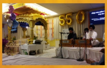 Celebrations of 550th Birth Anniversary of Guru Nanak Dev ji in Copenhagen