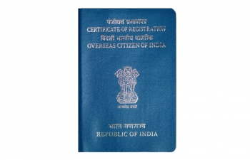 Guidelines on re-issuance of OCI card