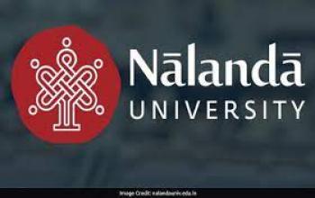 Nalanda University admission information for the academic year 2021-22