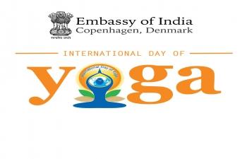 Celebration of International Day of Yoga 2021 in Copenhagen