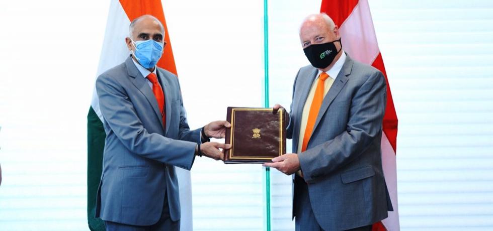 Upgrading partnership with India: Denmark joins International Solar Alliance on 22nd June 2021