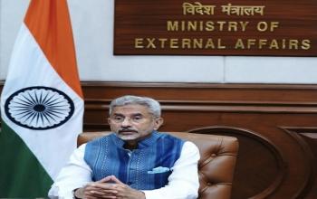 Keynote Address by External Affairs Minister on Passport Seva Divas 2021