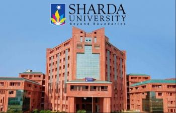 Sharda University Ambassador scholarship upto 100%