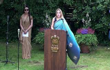 Ambassador's Speech on the Occasion of India's Independence Day 2021